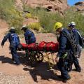 Camelback Mountain Closed After Hiker Gets Trapped Under Boulder