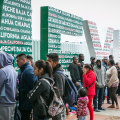 U.S. Asks Asylum-Seekers To Wait Amid Record Homicides In Tijuana