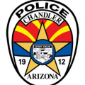 chandler police logo