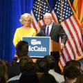 Cindy McCain Says Democrats Could Win Arizona In 2020
