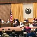 Phoenix city council meeting