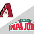 Diamondbacks Maintain Relationship With Local Papa John
