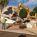 First Ahwatukee Houses Demolished In Loop 202 Freeway Expansion