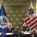 Homeland Security Secretary Visits Yuma