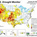Drought Worsens Across The Southwest