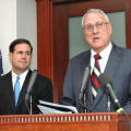 Arizona Sen. Jon Kyl To Step Down Dec. 31