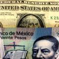 Falling Mexican Peso Reflects Impact Of NAFTA Talks