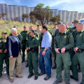 Vice President, Ducey Challenge Congress On Border