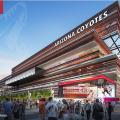 Arizona Coyotes arena rendering