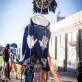 Giant Puppets Return To The Border For Nogales Art Festival