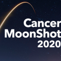 Cancer MoonShot 2020 logo