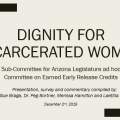 Panel On Incarcerated Women: Findings Were Ignored