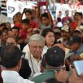 Incoming Mexican President Visits Sonoran Border Cities
