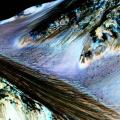 Dark streaks on Mars