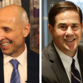 AZ Governor Race Focuses On Border, Hispanic Heritage