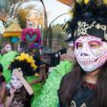 Día De Los Muertos Used For Commercialization