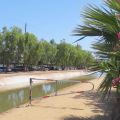 Grand Canal in central Phoenix