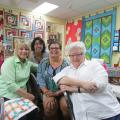 Quilting Community Thrives In The Valley