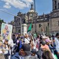 LeBaron Family Lead Rally For Peace In Mexico City