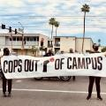 Protest Against School-Based Law Enforcement Officers