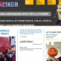 La Machine website