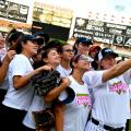 Mujeres En El Diamante: U.S. Coach Brings Baseball To Girls In Mexico