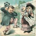 A Brief History of Mudslinging