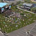 Behind The Scenes At The McDowell Mountain Music Festival
