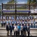 Mesa Light-Rail Extension To Open Ahead Of Schedule