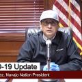 Navajo Officials Order Weekend Curfew