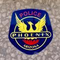 Phoenix police sign
