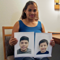 Migrant Mother Plans Journey To See Her Sons