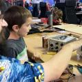 Sounds Of The City: Tearing Apart Tech At A Makerspace In Mesa