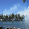 150-Acre Wildfire Burning East Of Payson