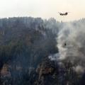 Slide Fire Keeps Growing, But Crews Keeping It Away From Flagstaff