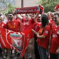 Early Morning Matches Draw Out Football Fans