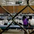 Media Gets First Look At Children Inside Nogales Detention Facility