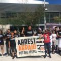 Arpaio protesters