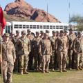 150 AZ National Guard Troops Return From Deployment