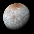 On Pluto And Charon, Evidence For A Kinder, Gentler Kuiper Belt