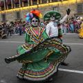 Mexico Dedicates Day Of The Dead To Migrants, But Caravan Rejects Help