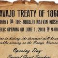 Navajo May Acquire Copy Of 1868 Treaty