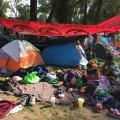 As A Caravan Reaches Its Border, Mexico Mulls Plan
