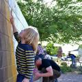 Sounds Of The City: Mural Painting