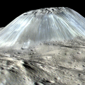 Ice Volcanoes Help Shape Topography Of Ceres