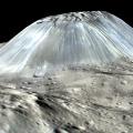 Ice Volcanoes Help Shape Topography Of Ceres