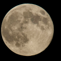 supermoon in 2014