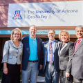 future home of Arizona's first public veterinary school