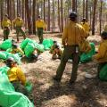 Protective fire shields, used in Yarnell Hill Fire, are not always effective