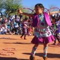 The First Female Hoop Dancing Champion On Passing The Tradition